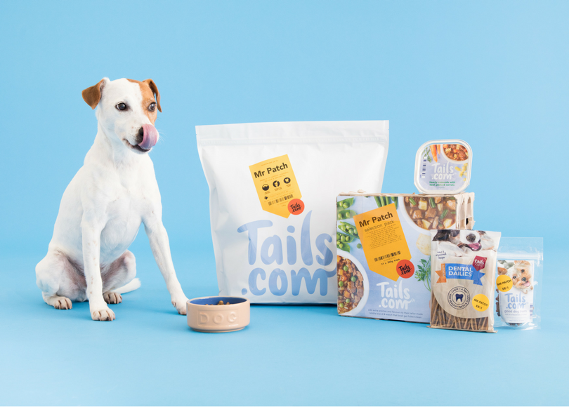 BLOG SIZE_ 5 reasons to try tailor made dog food