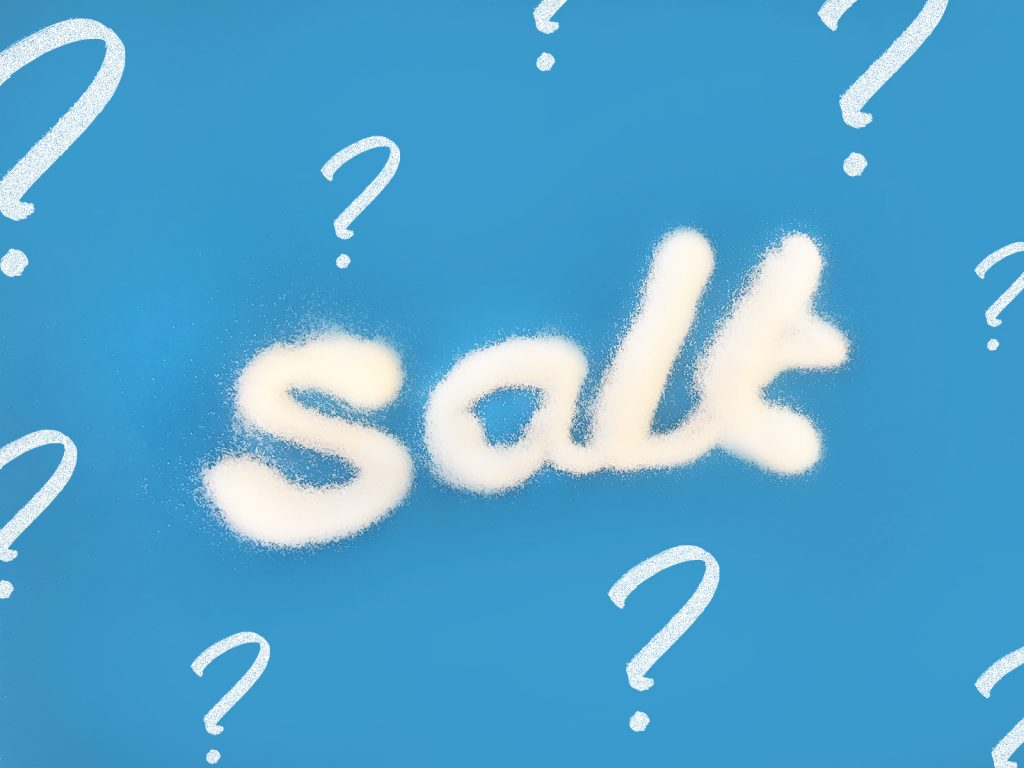 Myth Buster – Is salt bad for dogs? – The Inside Scoop