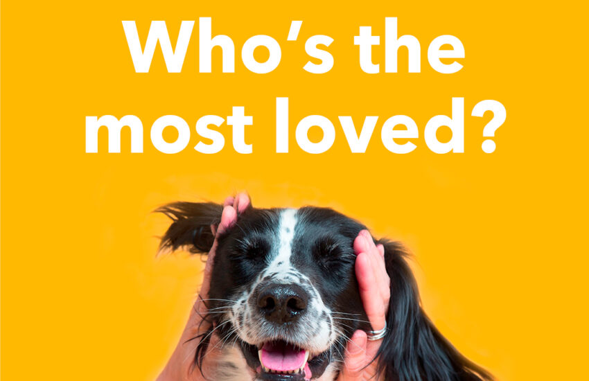 Whos the most loved